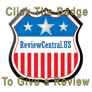 five star reviews badge