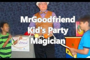 magic show for kids in Dallas