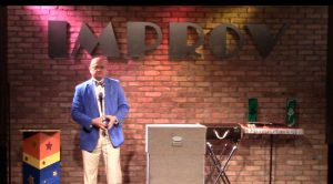 MrGoodfriend Dallas magician at the Improv Comedy Club