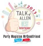 Talk of Allen Best Of 2015 Award