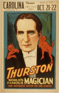 Thurston famous magician from the past