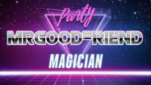 Dallas party magician MrGoodfriend